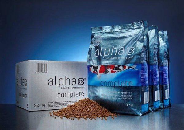 alpha complete