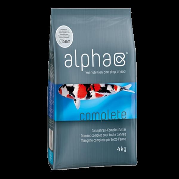 Kostenlose Alpha Complete Futterprobe 200g